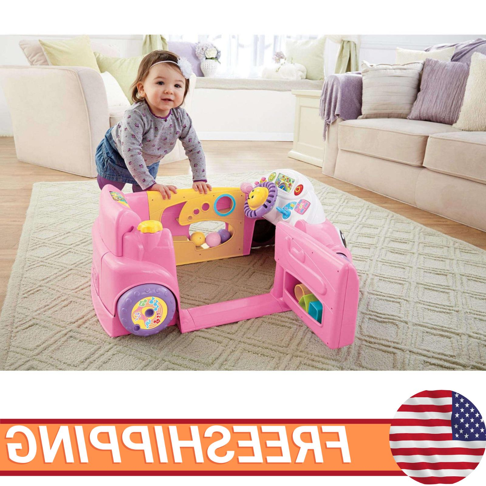 Educational Age Months 1 Y Toddlers Girl Pink