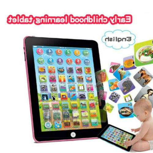 Educational Toys Baby Tablet For year Boy Girl Learning Playing