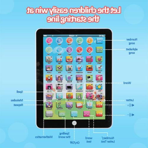 Educational Toys For 2 3 Olds Interactive Tablet