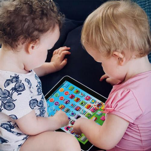 Educational For 2 3 Year Olds Interactive Tablet