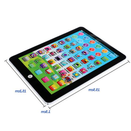 Educational For 2 3 5 Year Olds Interactive Kids Tablet