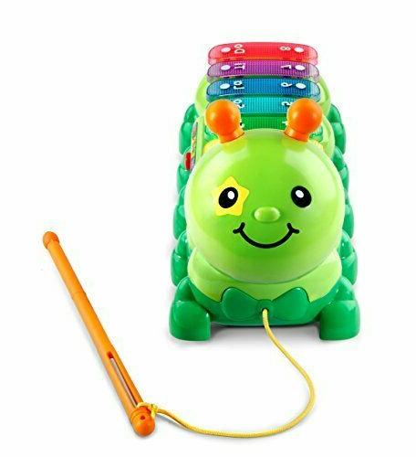 Educational Months 1 2 3 year Olds Girl Toddler Caterpillar
