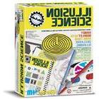 Educational Toys For 8 Year Old 4M Illusion Science Learning