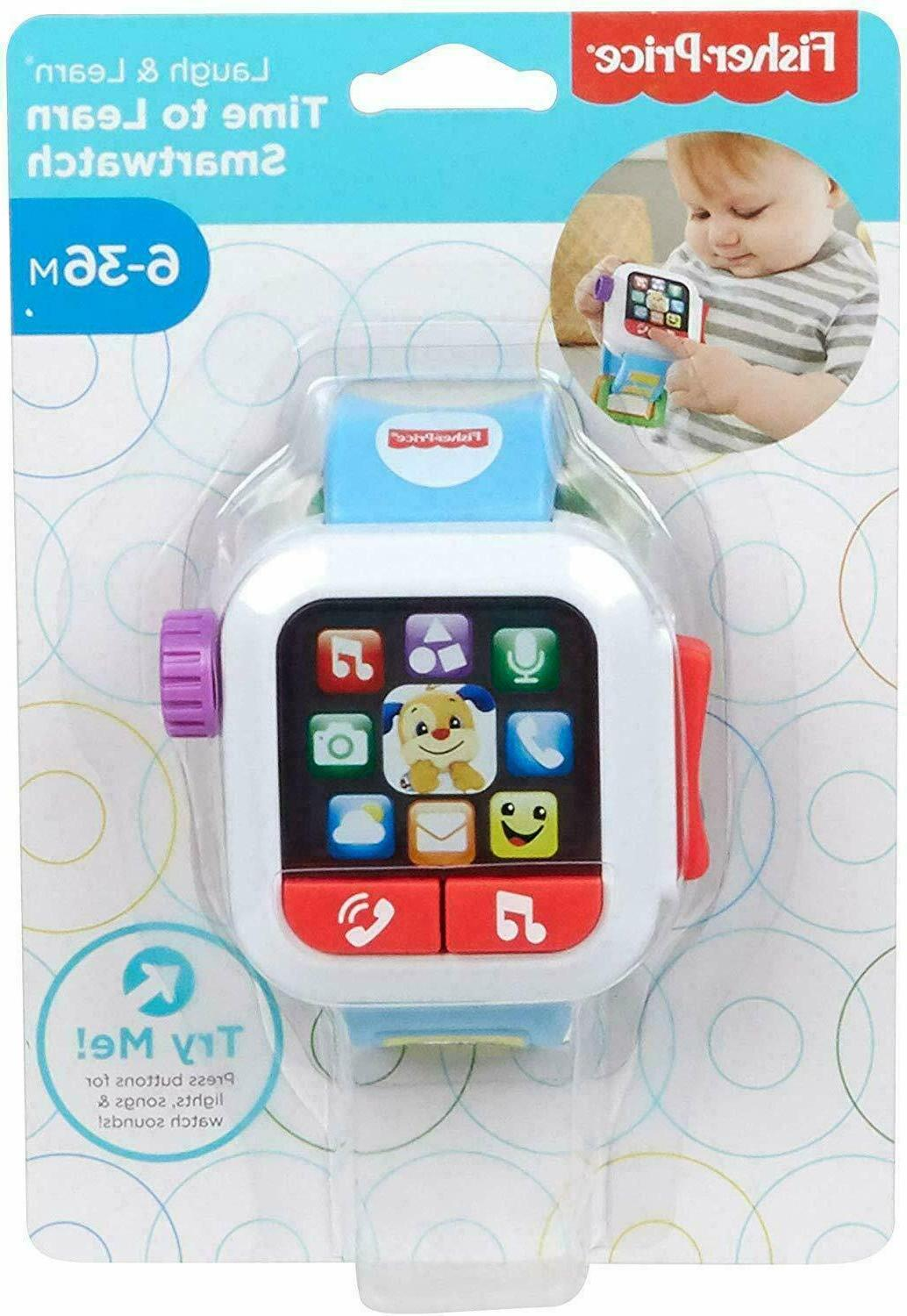 Educational Toys Age 6 2 Baby Toddlers Smart Watch