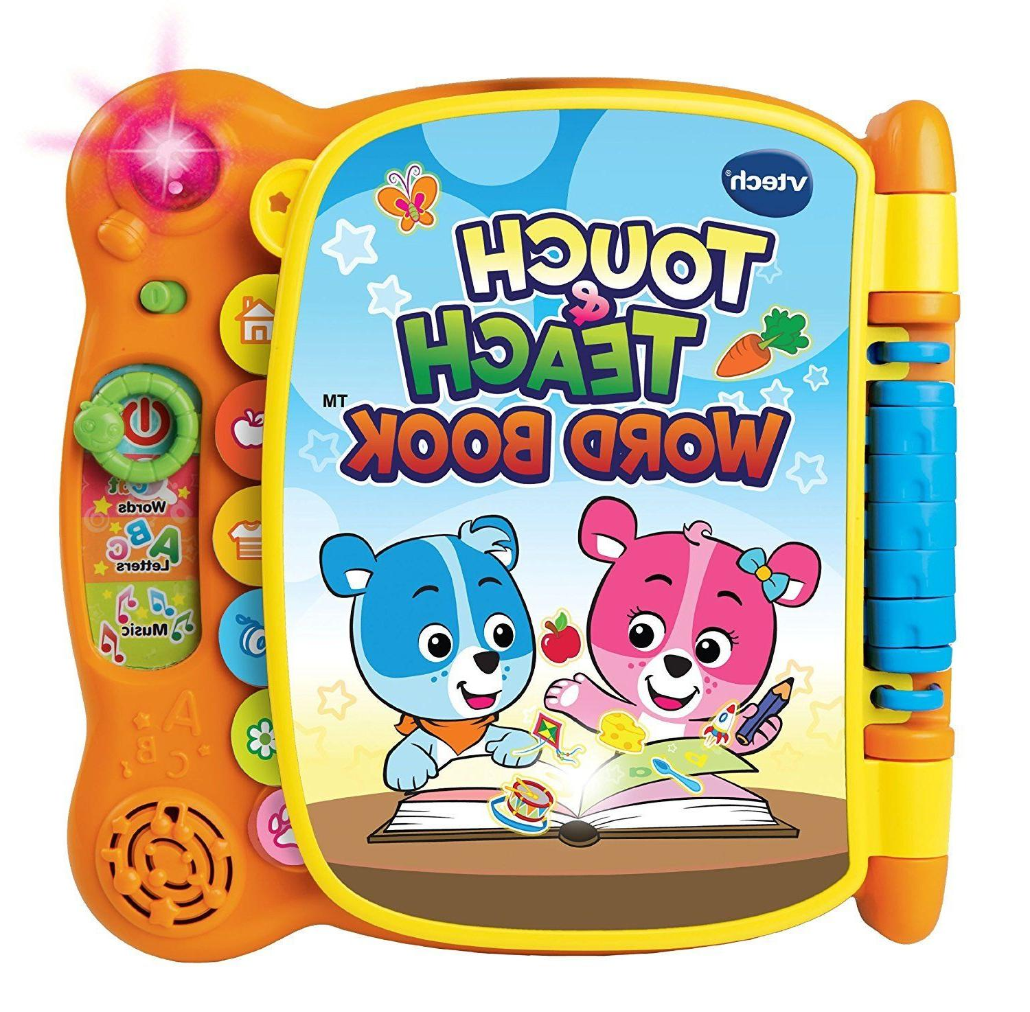 Educational Toys For Toddlers Learning 2 3 + Year Old Electr