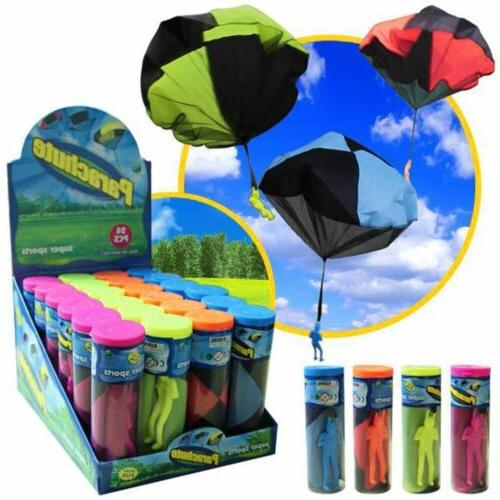 Educational Toys Play Parachute Have Fun For Kids Childs Out