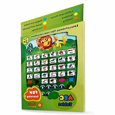 Electronic Just Smarty ABC Educational For