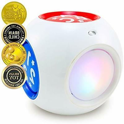 electronic learning toys cube educational activity center