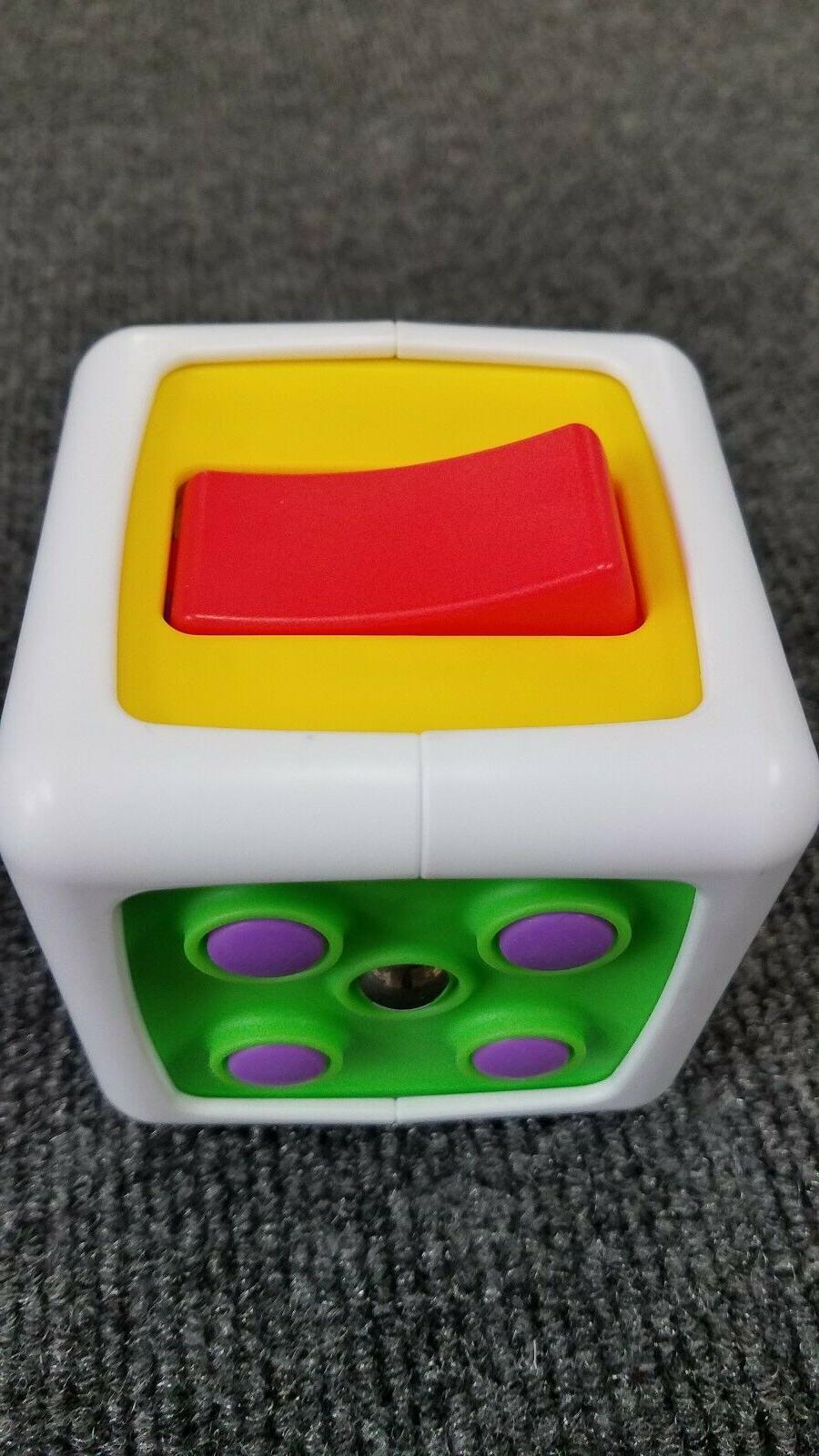 Cube Toddler Boys Girls Sounds