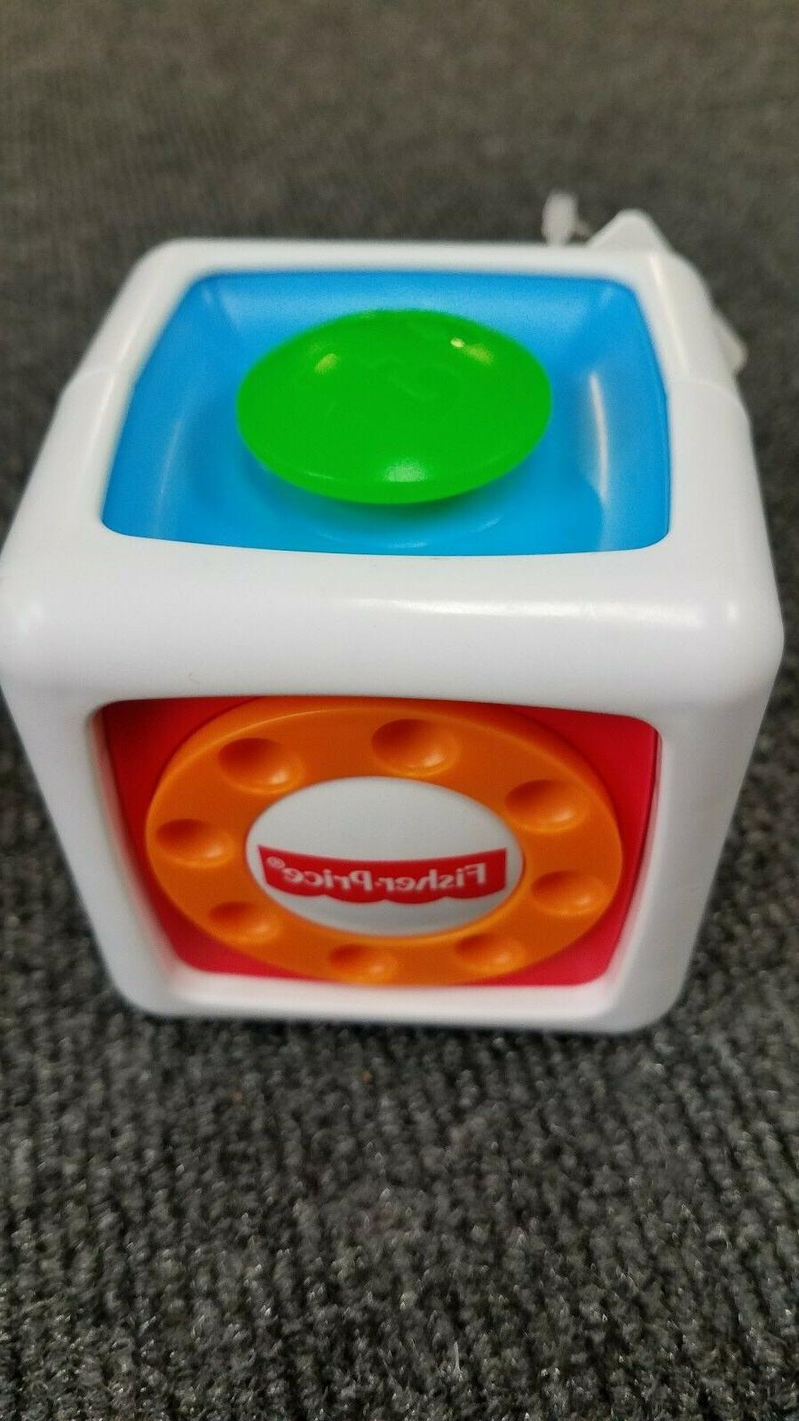 Fisher-Price My Cube Baby Toddler Girls Activity Toy*