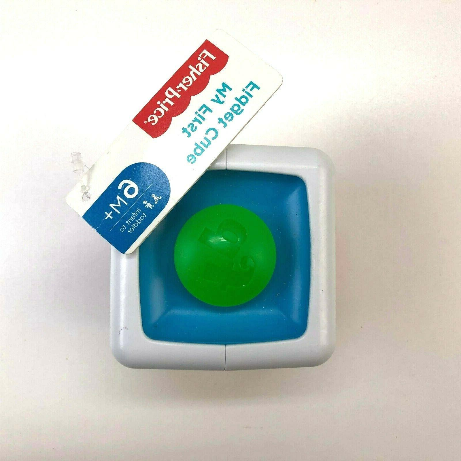 fisher price my first fidget cube baby