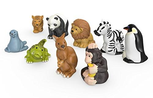 Fisher Price Little People Zoo Animal Friends Fisher Price Chd22