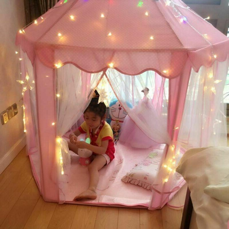 Cute Playhouse Children Play Tent