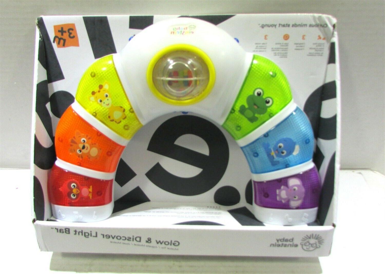 glow discover light bar toys