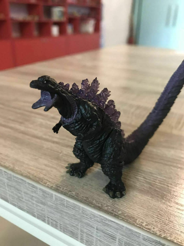 Godzilla of Mechagodzilla 4 Set