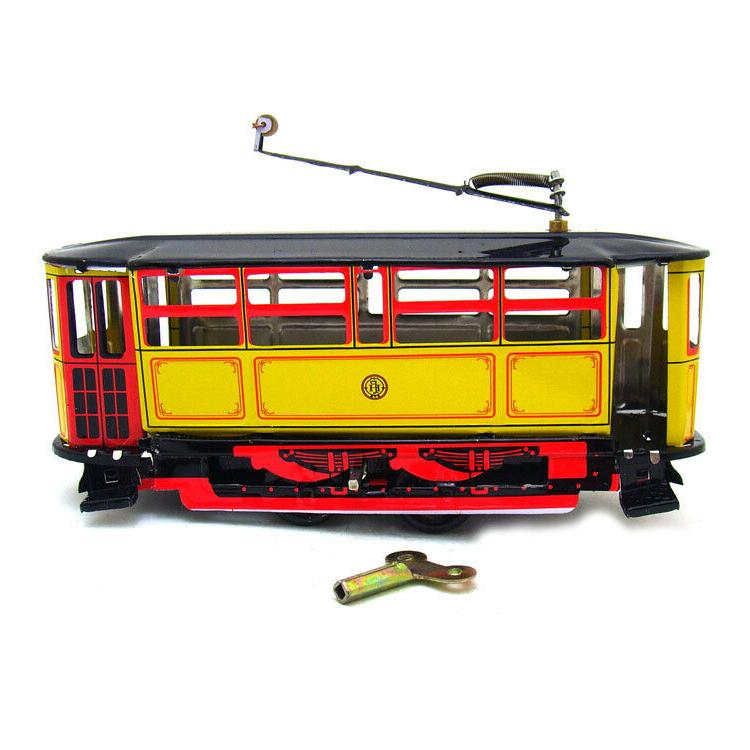 Hand-Made Trolley Wind-up Adult Collection