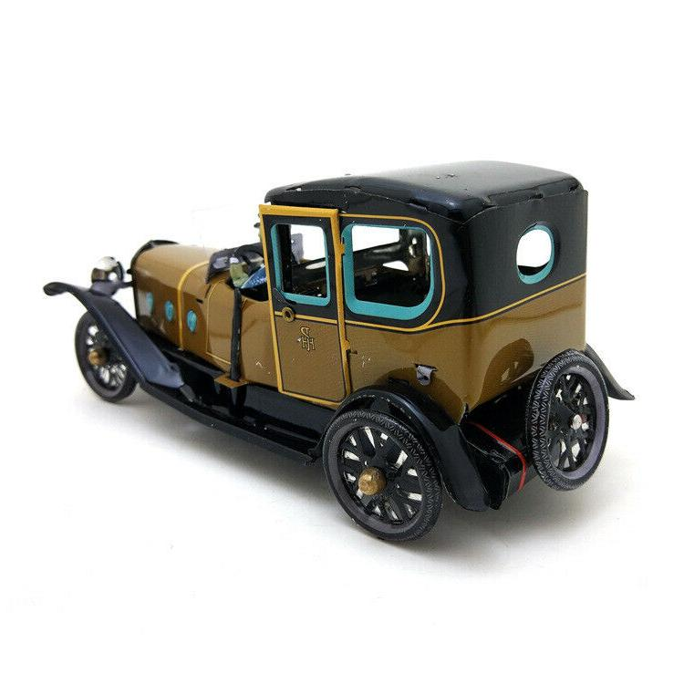 Hand-Made Car Wind-up Tin Decoration Collection
