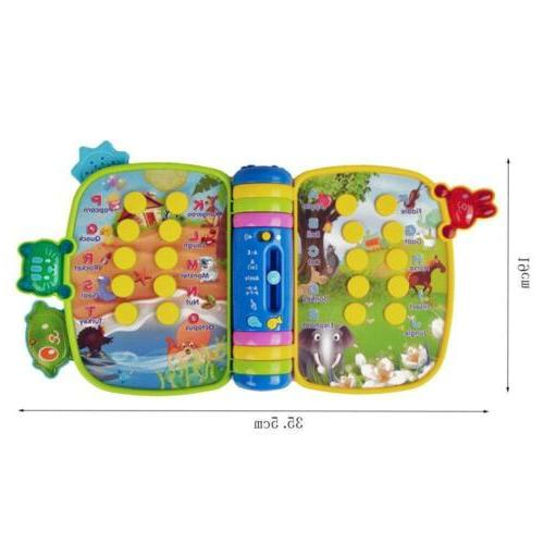 HANMUN Musical Table Baby Toy Education Toys for...
