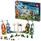 LEGO Harry Potter Quidditch Match 500pcs toys NEW 2018 FREE