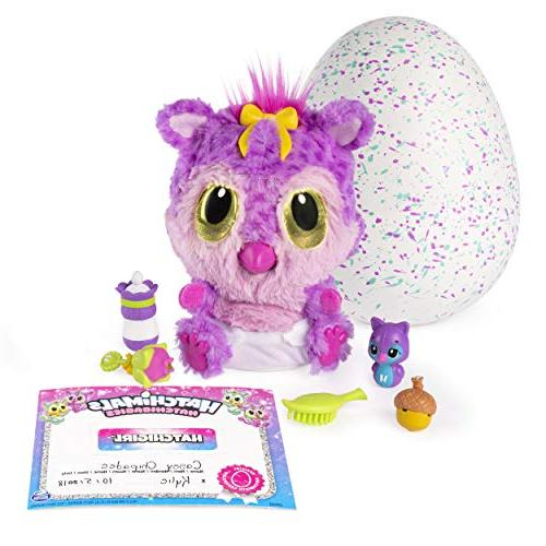 Hatchimals Hatching Egg Baby Ages 5 and Up