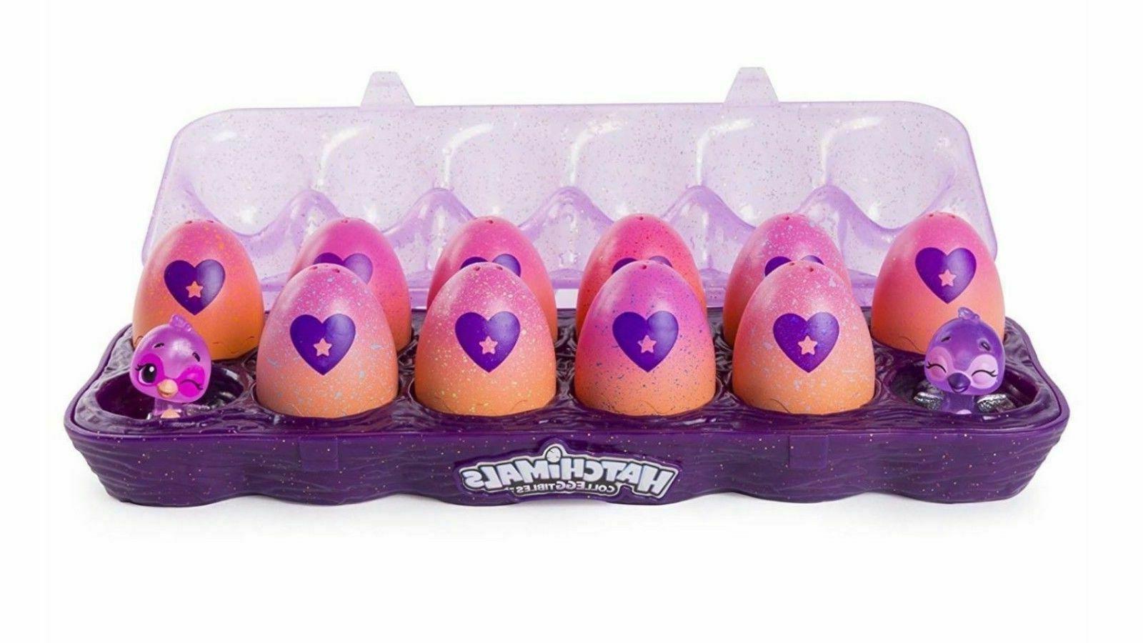 Hatchimals CollEGGtibles Egg Carton with Season 4