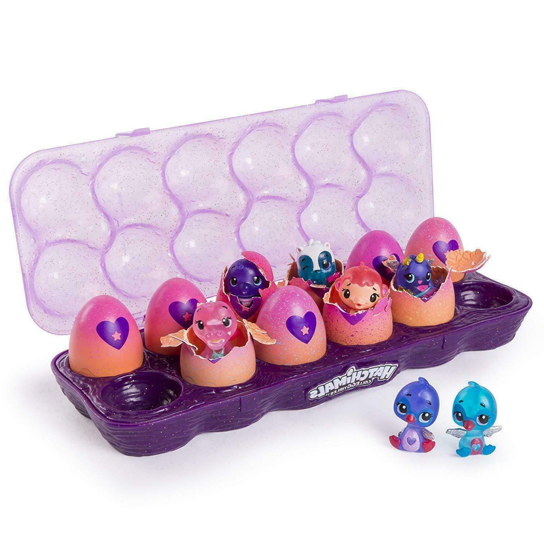 Hatchimals Egg Carton Season 4 Hatch Bright