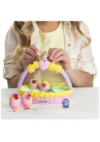Hatchimals Easter Basket 6 Hatchimals EARLY Release