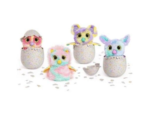 Hatchimals Hatch Interactive Mystery Characters Cloud