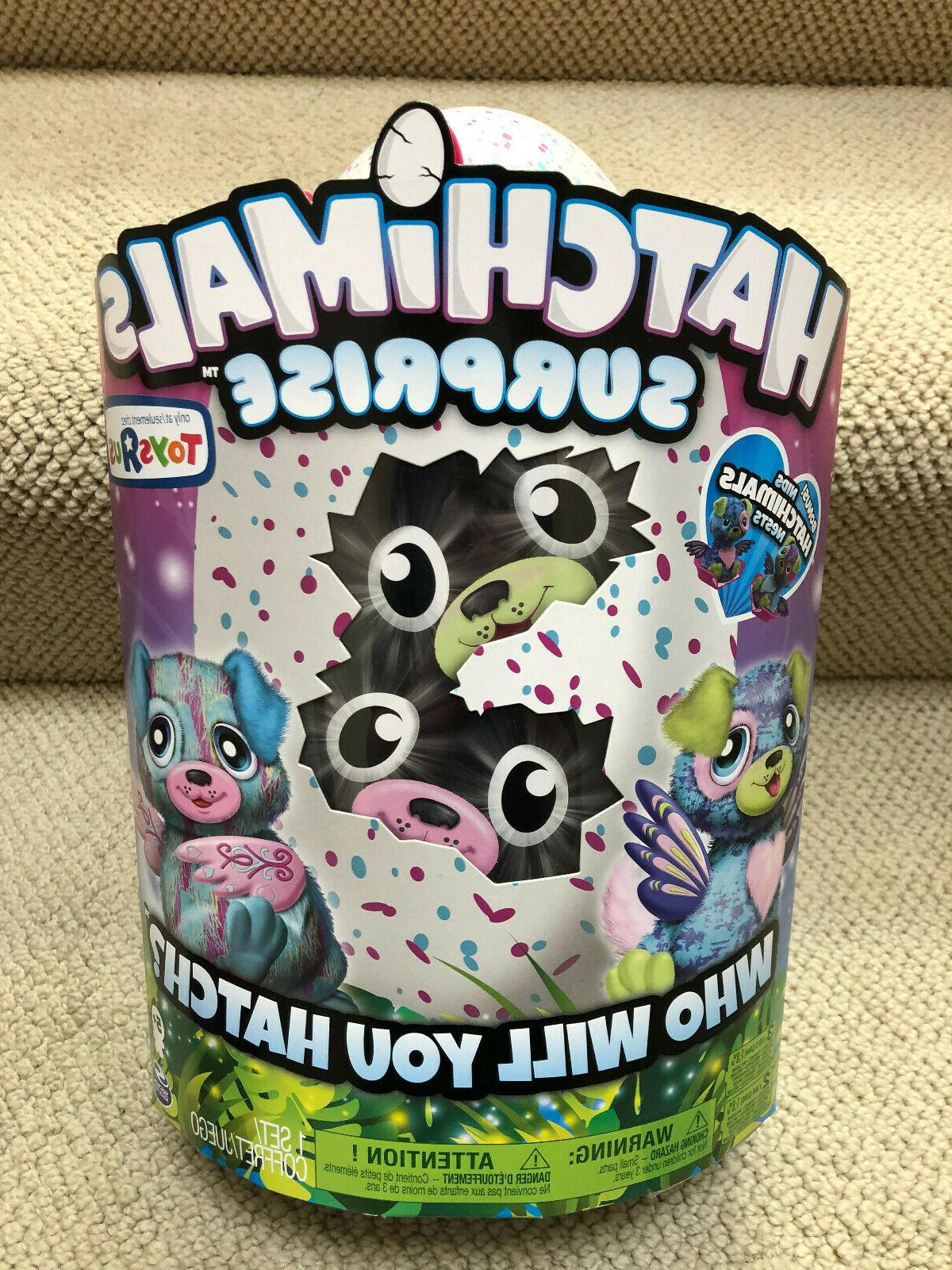 Hatchimals Surprise Puppadee TWINS TRU Exclusive HOT TOY IN