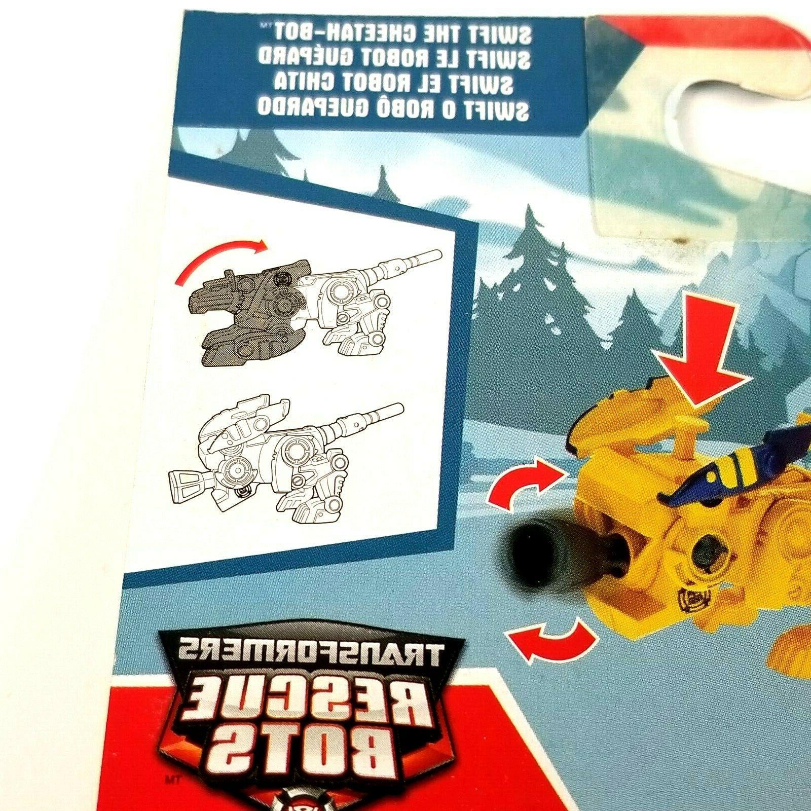 Playskool Heroes Bots - Swift the Cheetah Bot