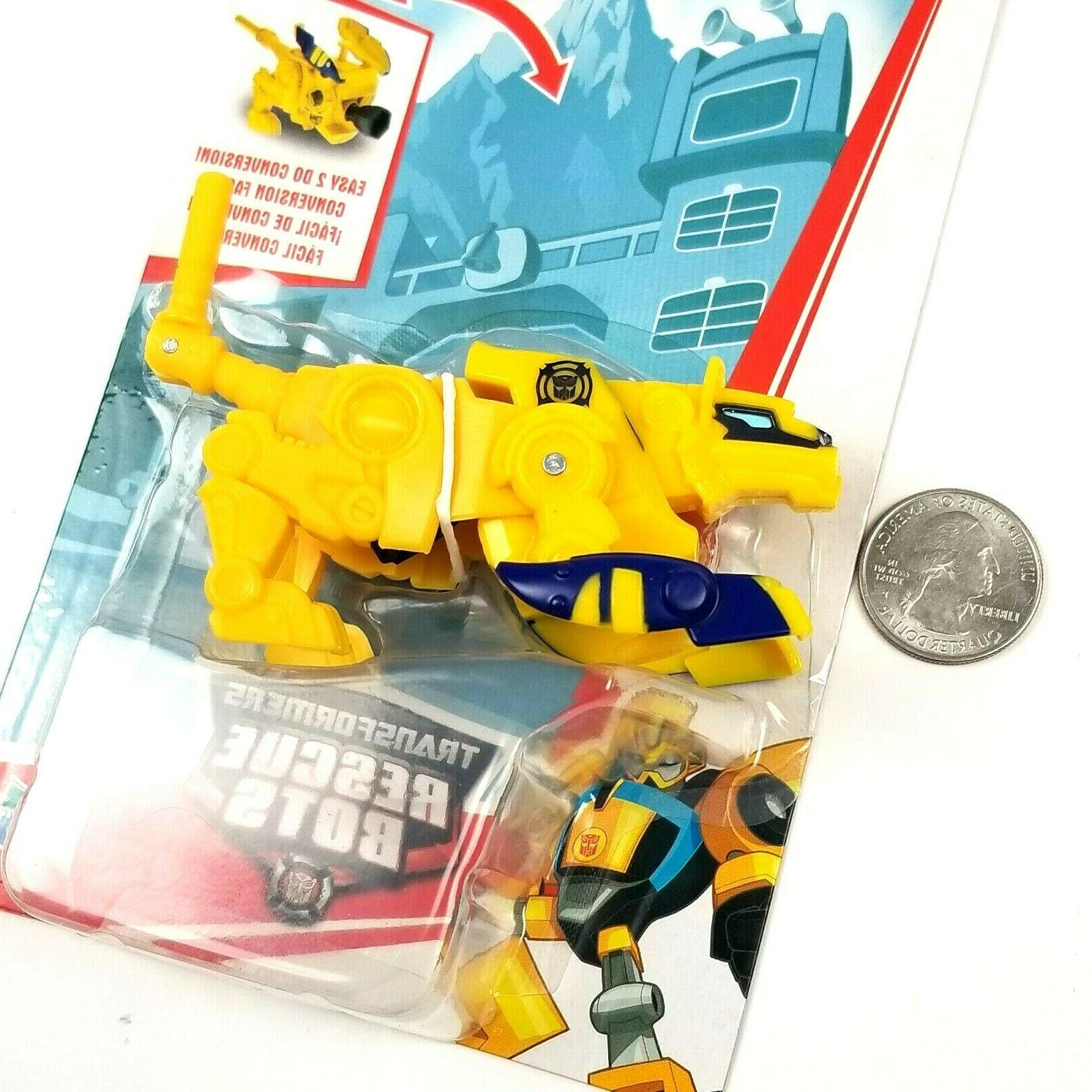 Playskool Transformers Bots - Cheetah