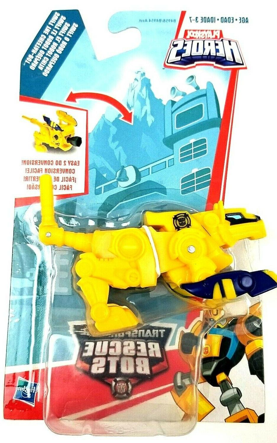 heroes transformers rescue bots swift the cheetah