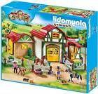 Playmobil Horse Farm Building Set Kids Play 6926 NEW SAME DA