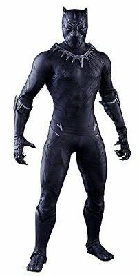 Hot Toys Movie Masterpiece Civil War Captain America Black P
