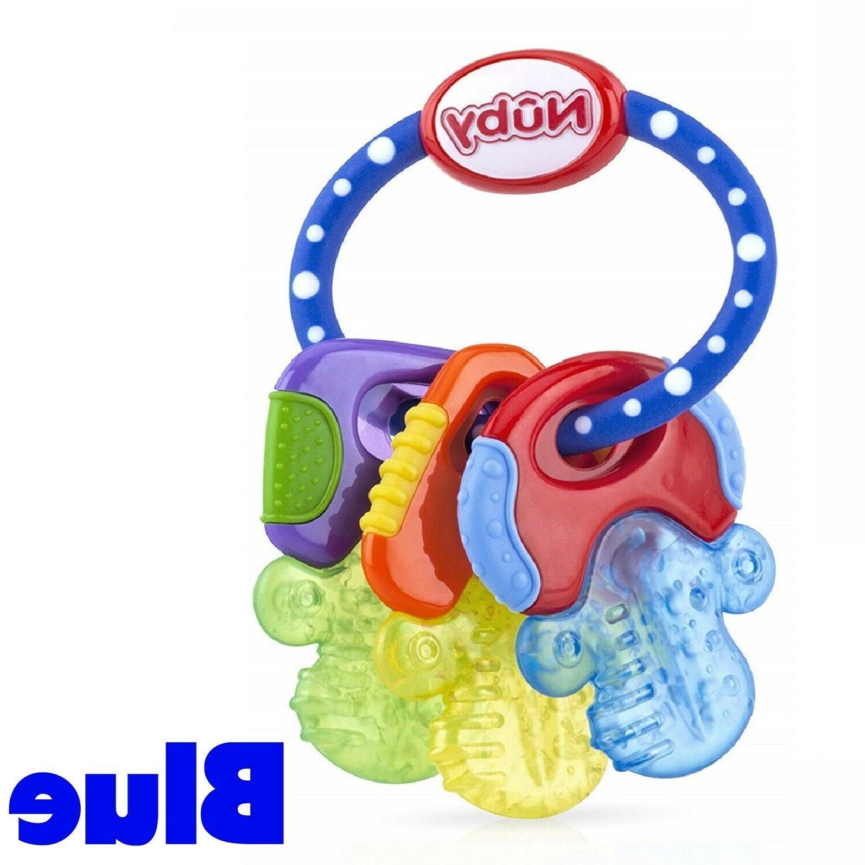 Nuby Keys Baby Toy Teething