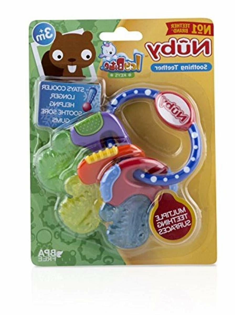 Keys Gentle Toddler Teething
