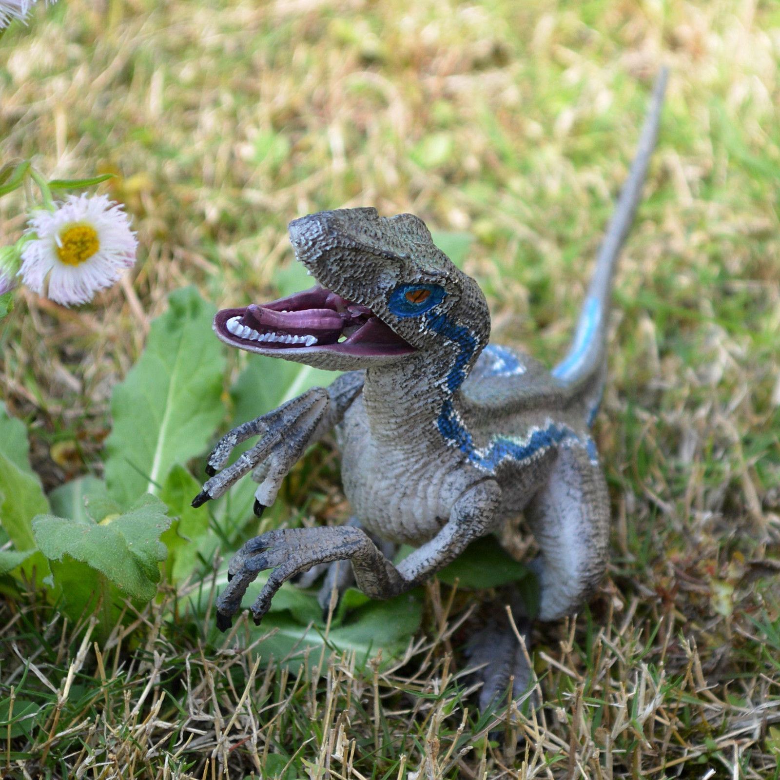 Jurassic Blue Raptor Dinosaur Velociraptor Birthday Gift