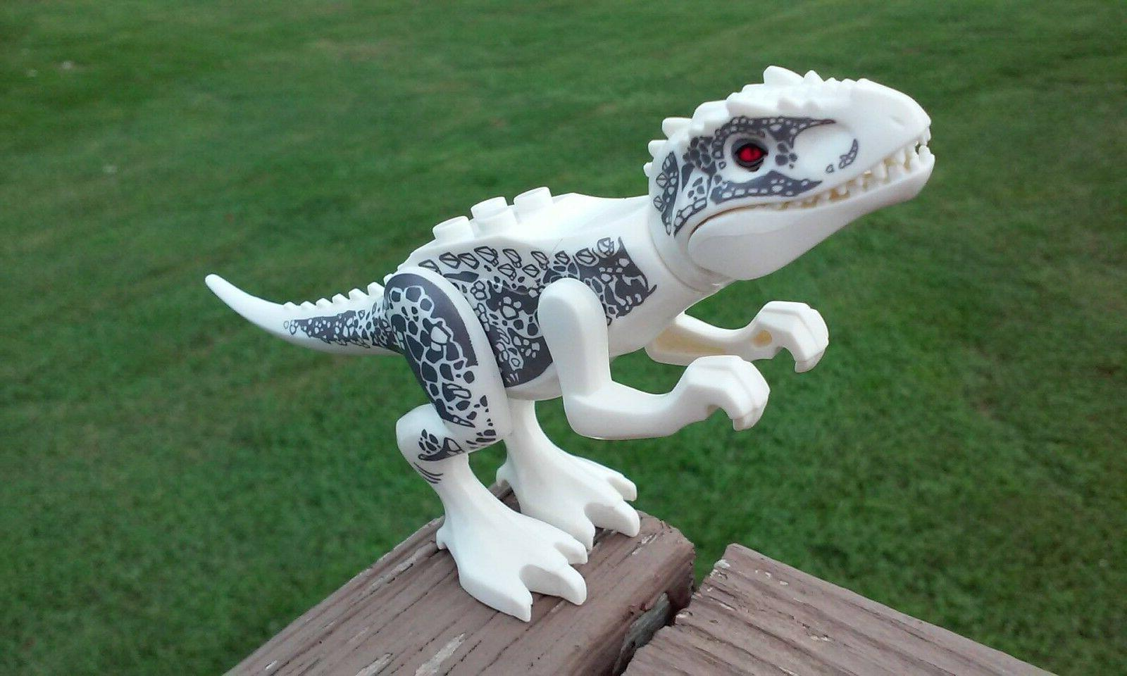 Jurassic World Indominus Rex Dinosaur Figure New