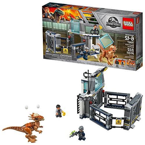LEGO Set 75927 Jurassic World Stygimoloch Breakout
