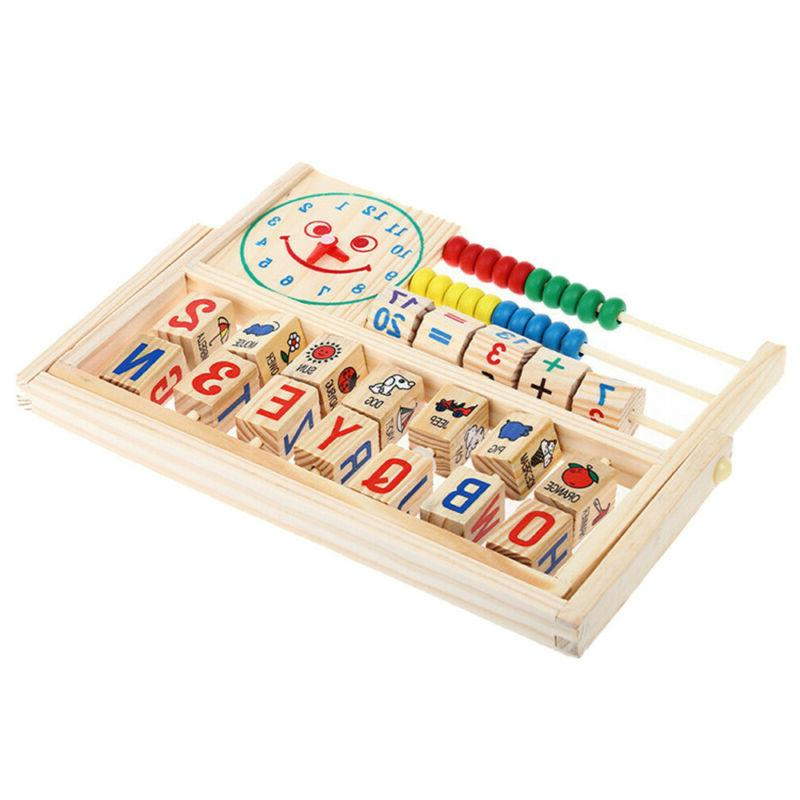 Wooden Educational Kids
