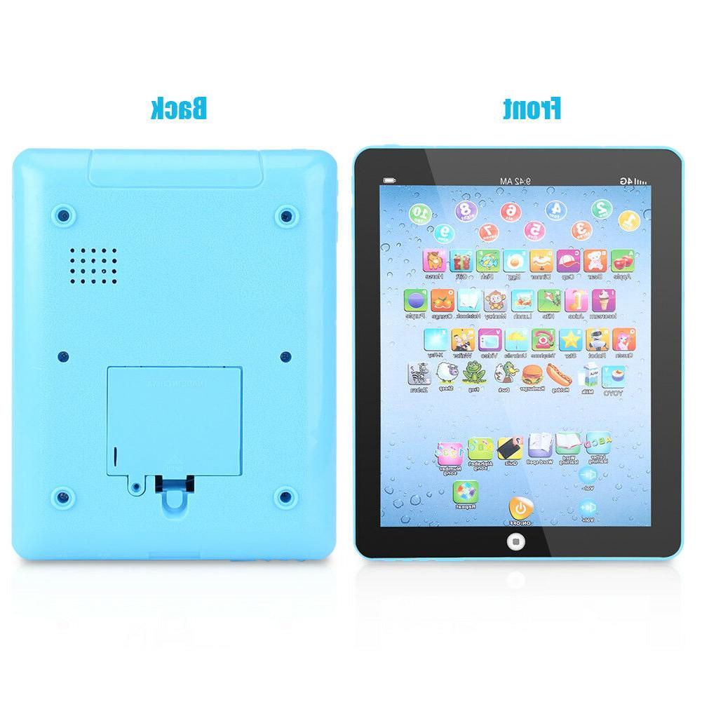 WALFRONT Baby Learning Tablet Toy Electronic