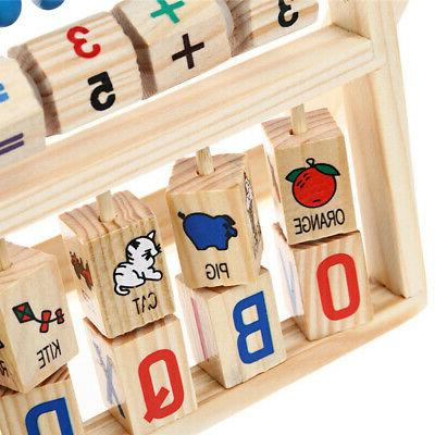 Kids Learning Early Abacus
