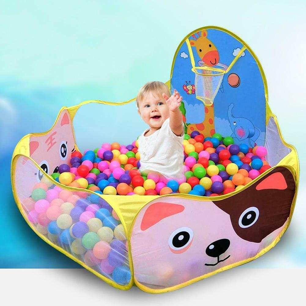 Kids Portable Ball Pit Pool for Baby Game