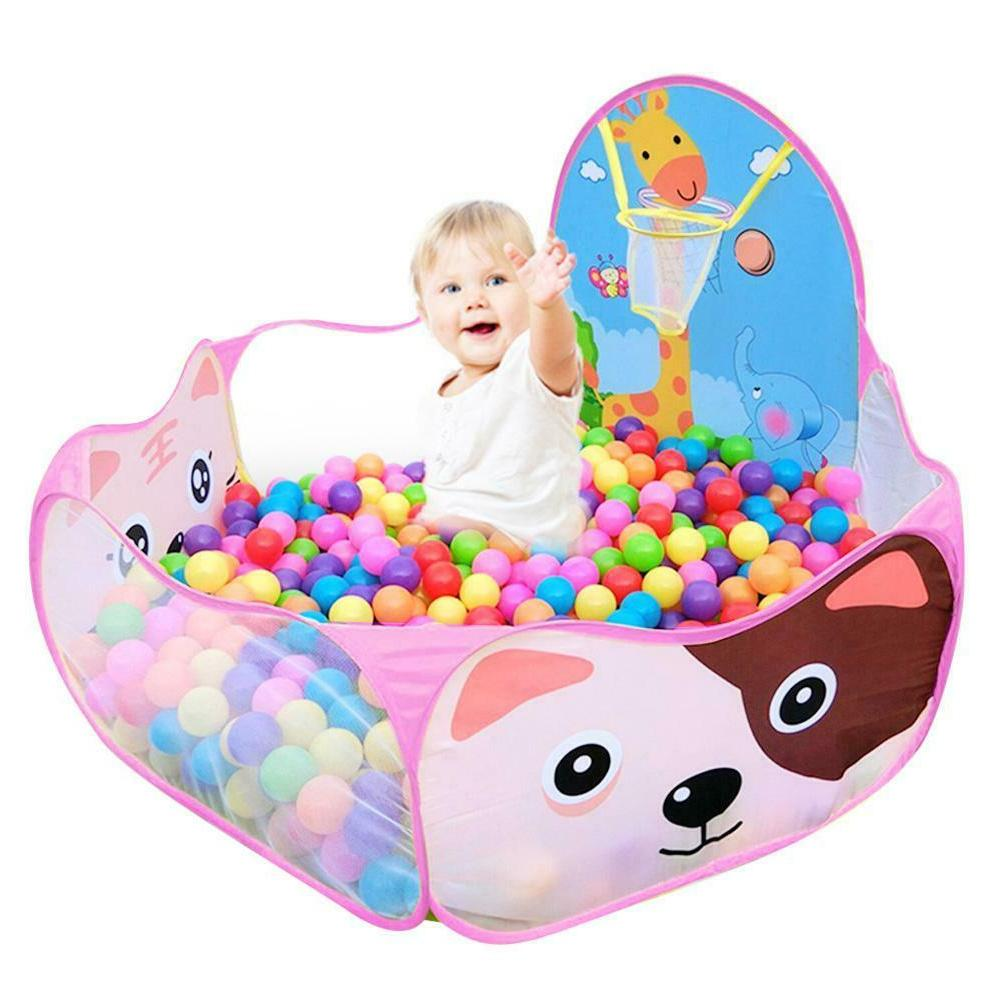 Kids Portable Ball Pit Pool for Game
