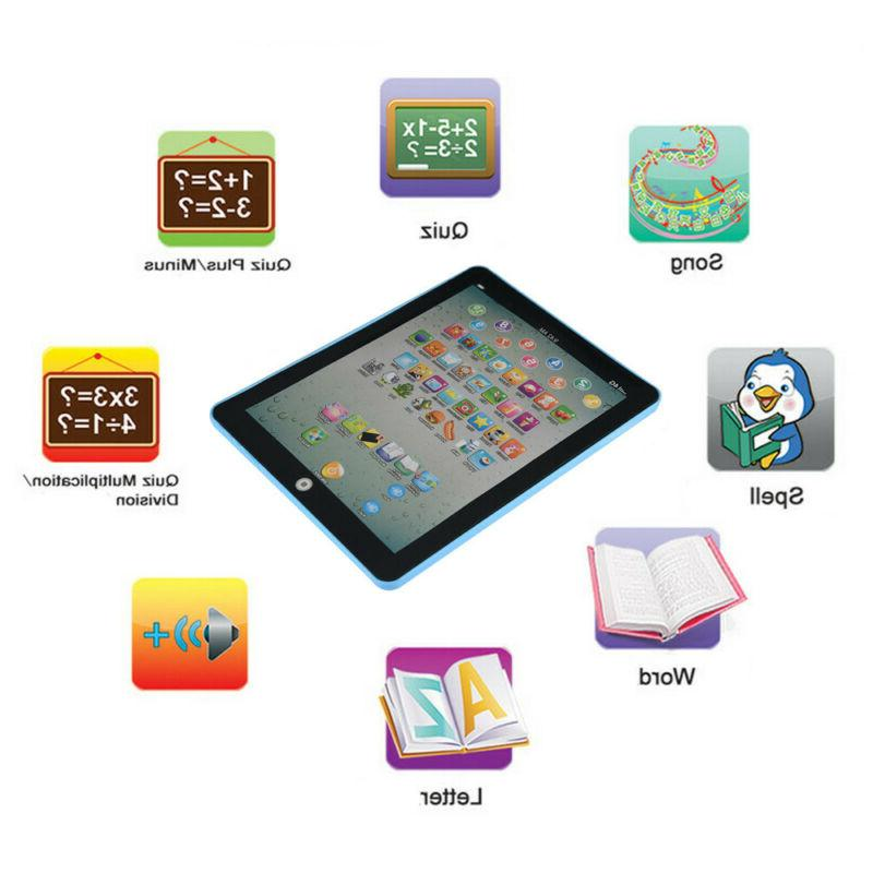 Kids Tablet IPAD Educational For US