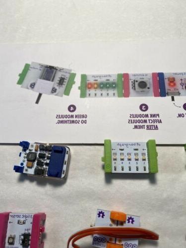 Little Kids' Learning Kit 10 Module Modified