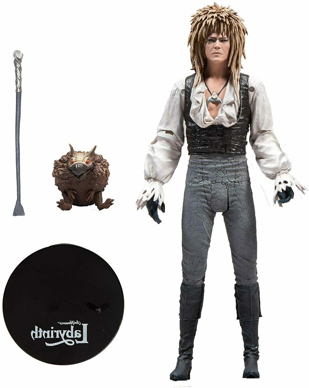 McFarlane Toys Labyrinth Magic Jareth