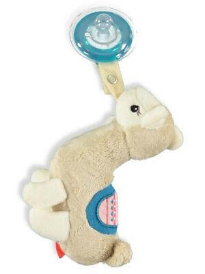 llama plush toy pacifier