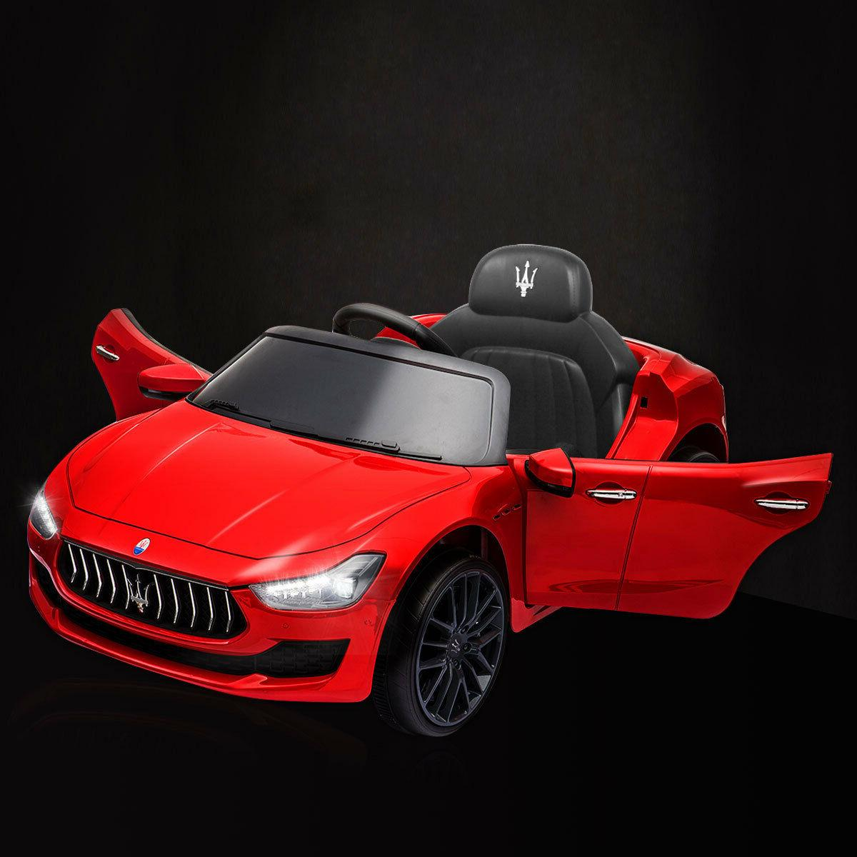 Luxury 12V Sport Kids On Battery Red