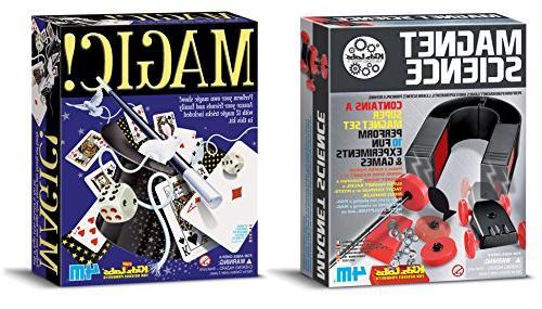 magnet science magic set kit